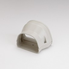 """Fortress LDR12292I 4-1/2"""" x 3 1/2"""" Ivory Reducer"""