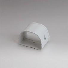 "Fortress LJ92W 3-1/2"" White Coupler"