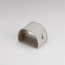 "Fortress LJ92I 3-1/2"" Ivory Coupler"