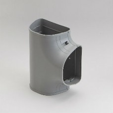"Fortress LT122G 4-1/2"" Gray Tee"