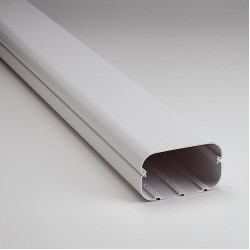 """SlimDuct SD100 78"""" x 3-3/4"""" Length of Line Set Ducting"""
