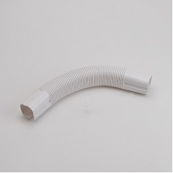 "SlimDuct 20"" Flexible Elbow 2-3/4"""