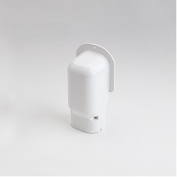 """SlimDuct Wall Inlet 2-3/4"""""""
