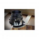 Airtec MV360 360 Degree Round White Ceiling Diffuser