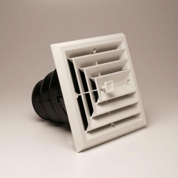 Airtec MV3 3-Way White Ceiling Diffuser