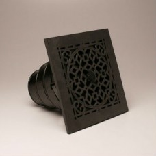 Airtec MVAB Antique Black Ceiling Diffuser