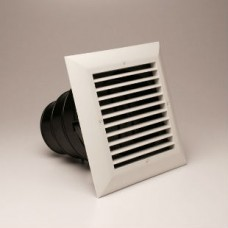 Airtec MXES 1-Way White Ceiling Grille