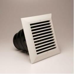 Airtec MXE 1-Way White Ceiling Grille