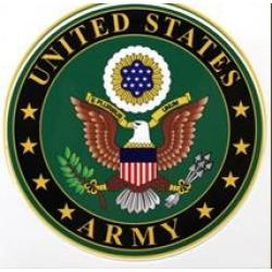 U.S. Army decal