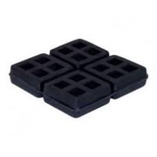 Bramec Super-Duty Rubber Pad (5 pack)