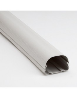 "Fortress LD92W 3-1/2"" White Lineset Ducting"