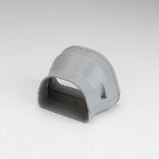 """Fortress LDR12292G 4-1/2"""" x 3 1/2"""" Gray Reducer"""