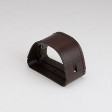 "Fortress LJ122B 4-1/2"" Brown Coupler"