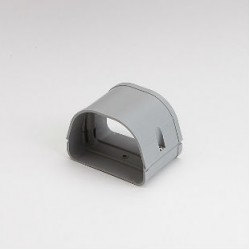 "Fortress LJ92G 3-1/2"" Gray Coupler"