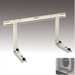 Wall Mounting Mini-Split Condenser Stainless Bracket WBB300SS Holds Up To 300 lb.