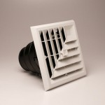 Airtec MV2 2-Way White Ceiling Diffuser