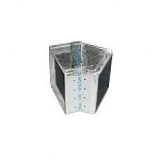 Spacepak Plenum Elbow 45 for Fiberboard SPS-45-1 - 1 quantity