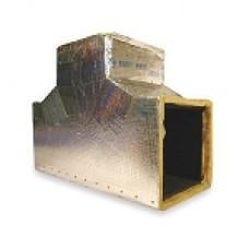 Spacepak Plenum Tee for Fiberboard BM-3002