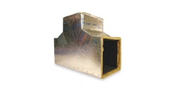 Spacepak Plenum Tee For Fiberboard Bm 3002
