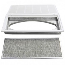 "Spacepak  45W27RWG0130-02 14"" x 25"" x 1"" Washable Replacement Filter"