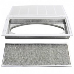 "Spacepak 14"" x 25"" x 1"" Washable Replacement Filter W27RWG0130-02"