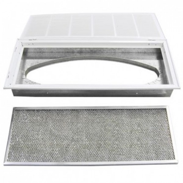 """Spacepak 14"""" x 25"""" x 1"""" Washable Replacement Filter W27RWG0130-02"""