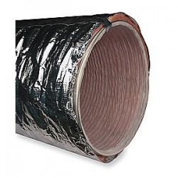 "Spacepak SPC-4 15"" X 10' Return Air Duct"