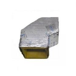 Spacepak Plenum Elbow 90 for Fiberboard SPS-90-4