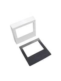 Square Fiberglass Plenum Duct