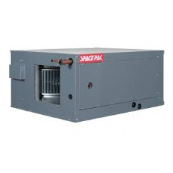 Spacepak WCSP-2430J 2 - 2.5 Ton Series Horizontal Hydronic Fan Coil Units