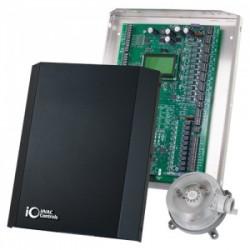 iO HVAC Controls iO-ZP6-ESP 6-ZONE UNIVERSAL ZONE CONTROL PANEL WITH ESP